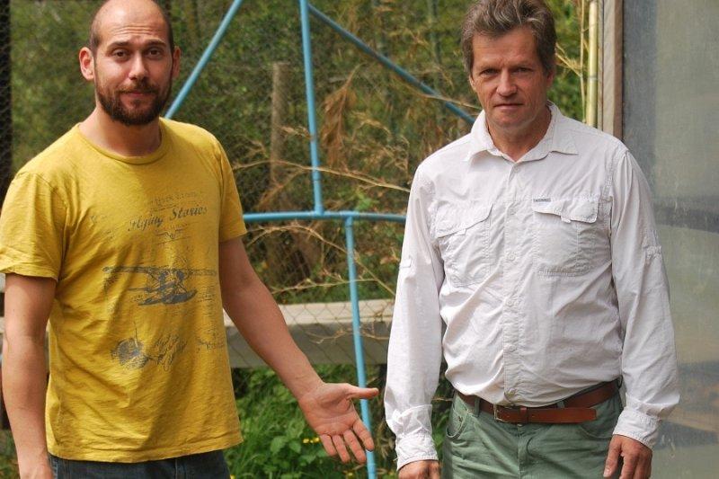 Fundaci n san ignacio del huinay y vivero bopar s a for Vivero de plantas exoticas